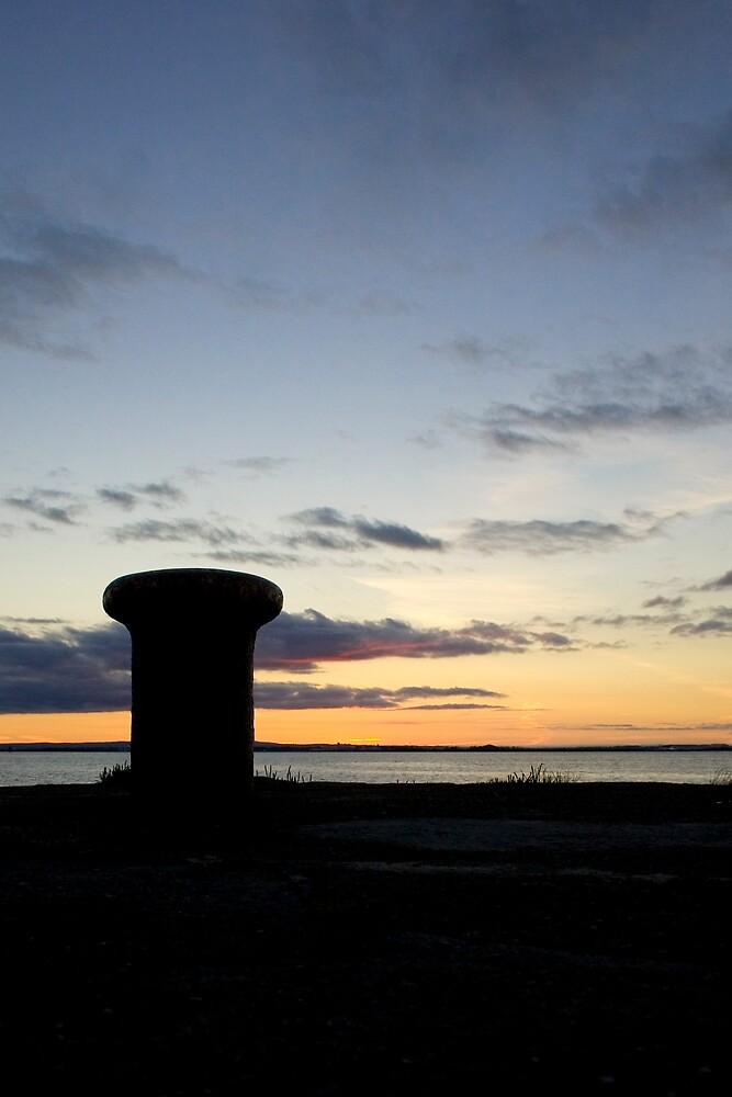 Irish sunset by kevomanno