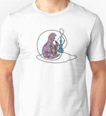 Alice Hookah Unisex T-Shirt