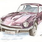 GT6 Classic car by Ally Tate