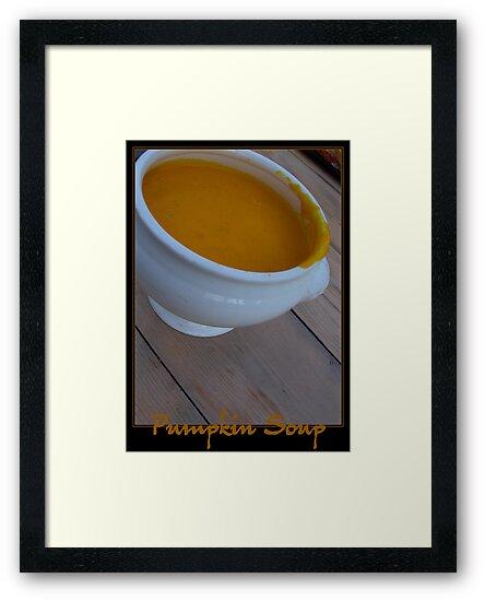 Pumpkin Soup by Rowan  Lewgalon