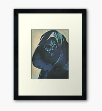 Ghost of the Chosen One Framed Print