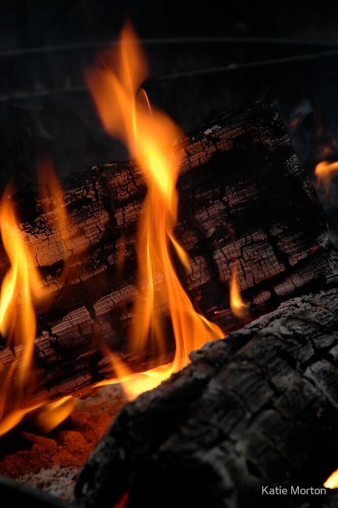 Campfire #1 by Katie Morton