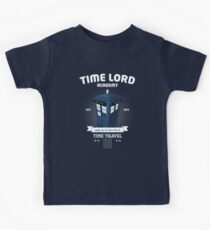 Timelord Academy Kids Tee