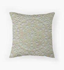 CROCHET, House of Harlequin Throw Pillow