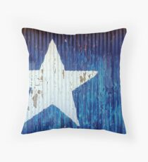 Texas-rustic Throw Pillow