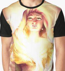 Healing incantation. - Tangled fanart Graphic T-Shirt