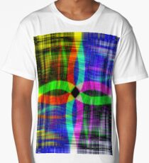 background;  dark abstract  blurred image Long T-Shirt