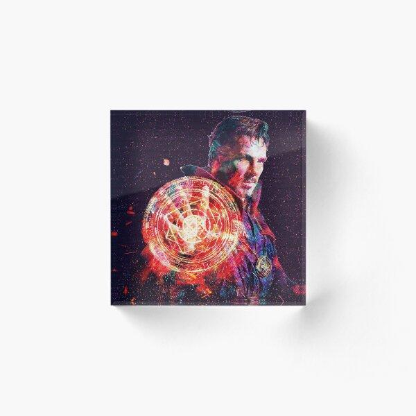 Benedict Cumberbatch - Dr Strange Acrylic Block