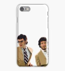 Flight of the Conchords 3 iPhone Case/Skin