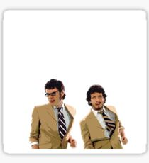 Flight of the Conchords 3 Sticker