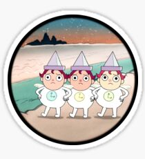 Over The Garden Wall - Reception Committee Sticker