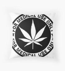 Medical use Throw Pillow