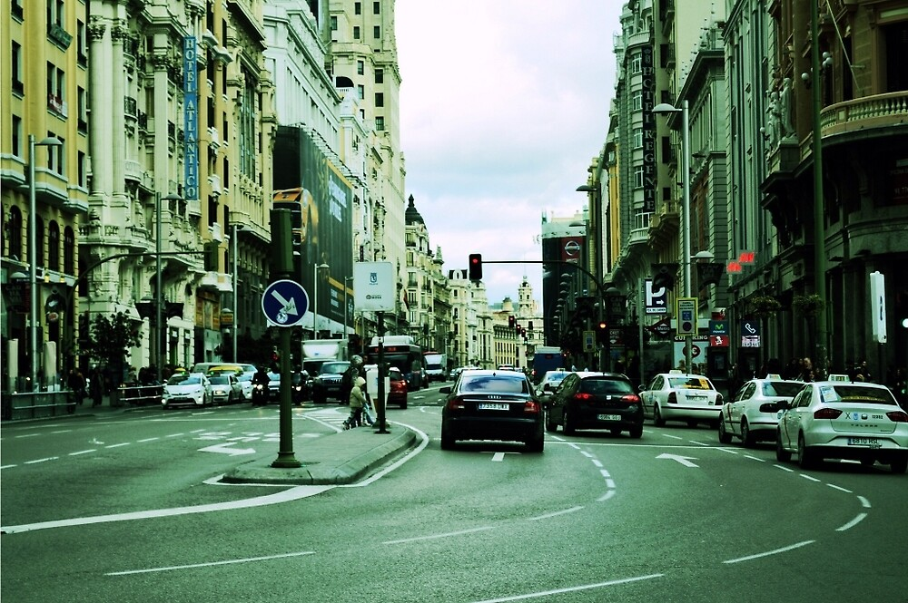 Barcelona by Maddy Pothier