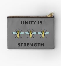 Unity is Strength II Studio Pouch