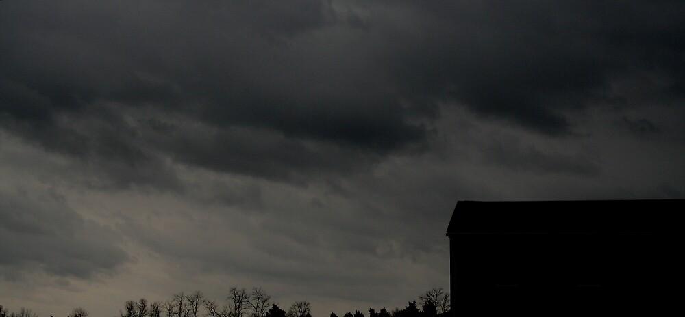 Dark storm by Magruder