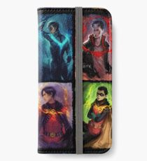 robins iPhone Wallet/Case/Skin