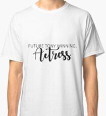 Tony winning actress Classic T-Shirt