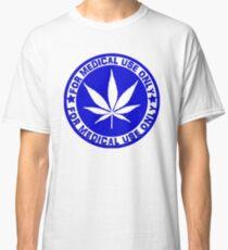 Medical use blue Classic T-Shirt