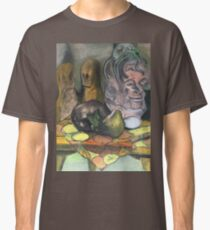 Octopus Head Cookie Jar Classic T-Shirt