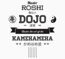 Master Roshi Dojo v2 | Unisex T-Shirt