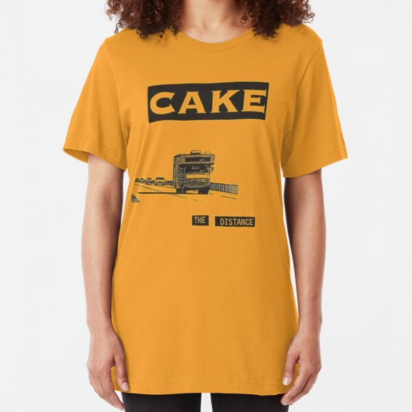 CaKe - I wIlL sUrViVe Slim Fit T-Shirt