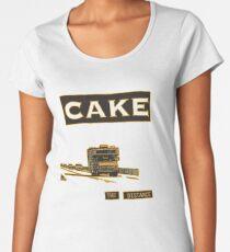 CaKe - I wIlL sUrViVe Women's Premium T-Shirt