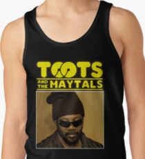 Toots And The Maytals : Take It Easy bruh Men's Tank Top