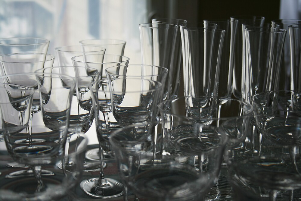 Glasses by Gabrielle Gigliotti