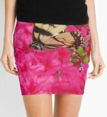 Butterfly in the azaleas   ^ Mini Skirt