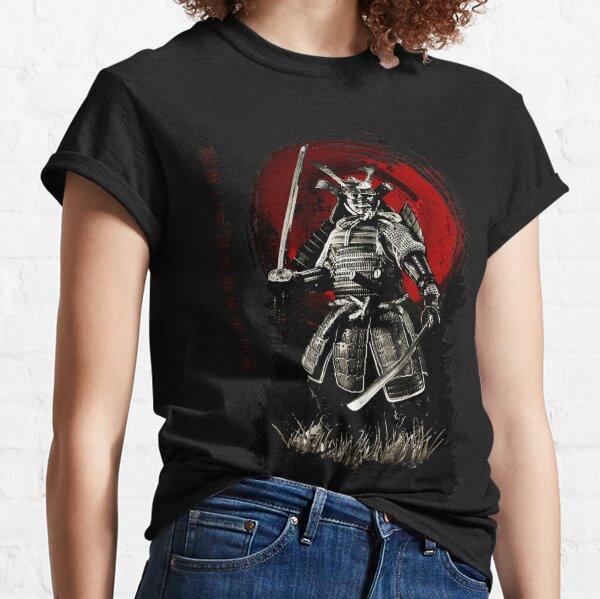 Bushido Samurai Classic T-Shirt