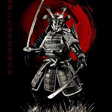 Bushido Samurai by DCornel