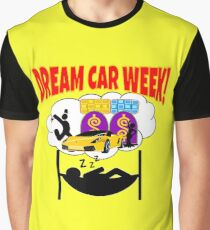 TV Game Show - TPIR (The Price Is...) Dream Car Week Graphic T-Shirt