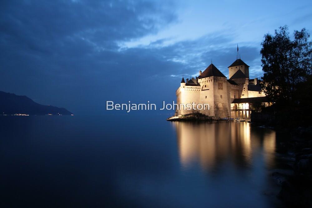 Château de Chillon by B Johnston