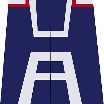 MHA UA school uniform by hope30789