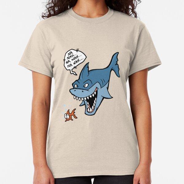 Na Nah Shark Classic T-Shirt