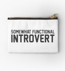 Functional Introvert Studio Pouch