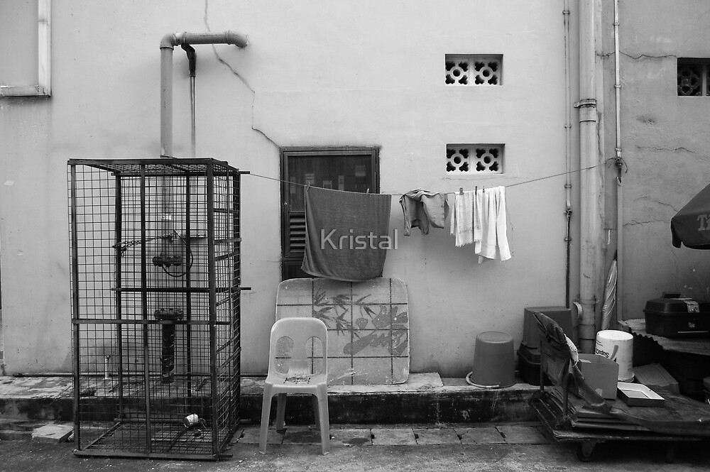 Wall by Kristal