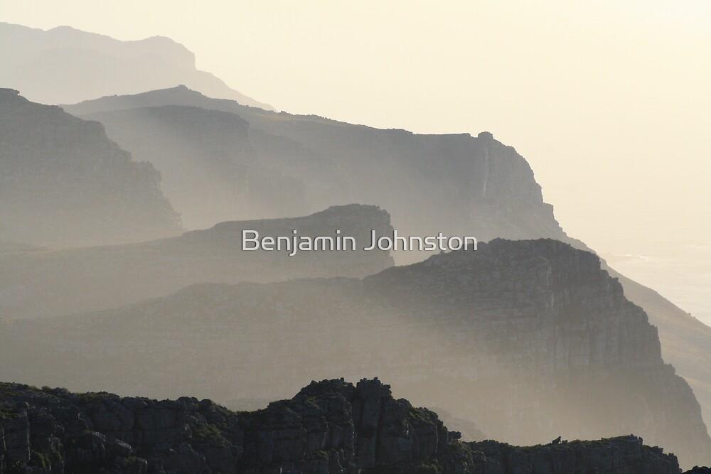 Cape Mist by B Johnston
