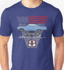 66 Light Blue Satellite T-Shirt
