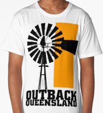 Outback Queensland Long T-Shirt
