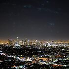 Los Angeles Skyline by Rachael Martin