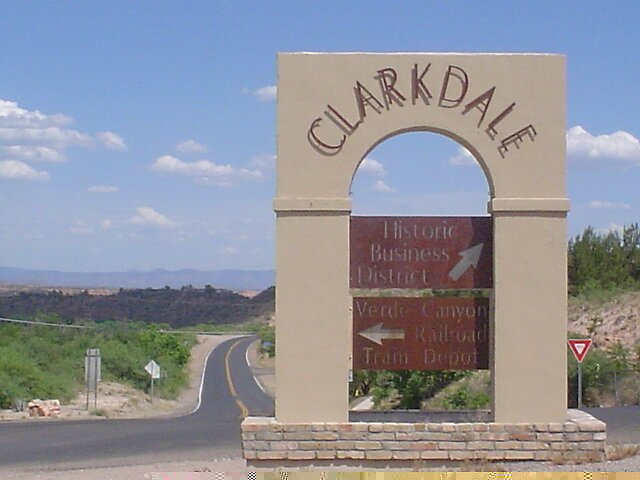 My home Clarkdale by Guss  Espolt