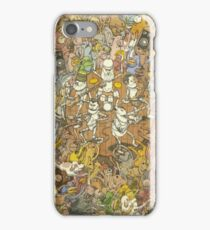 Tree City Sessions iPhone Case/Skin