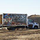 Vet X Racing Truck - Racetown, CA 10-2007 by leih2008