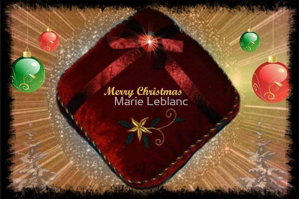 CHRISTMAS CHEER by Marie Leblanc