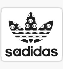 Sadidas Sticker