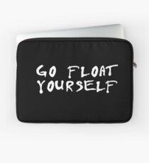 Geh schwimm dich selbst Laptoptasche