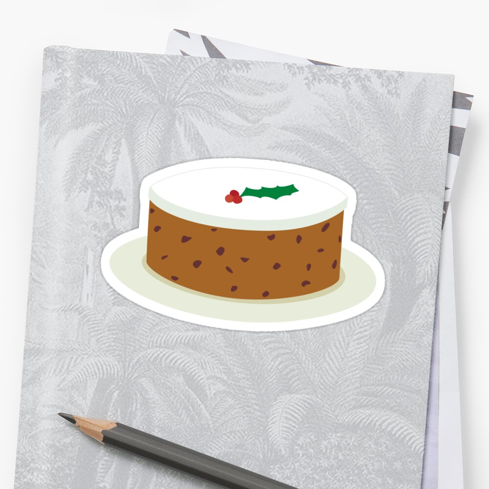 Irish Christmas Cake\