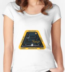 Expedition 54 New Logo Women's Fitted Scoop T-Shirt