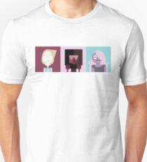 Crystal Gems (-Steven) Unisex T-Shirt